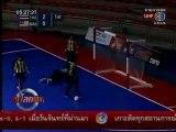 Thailand vs Malaysia Men Futsal Final Match Sea Games 24th
