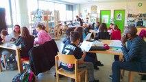 Numook : des élèves de sixième créent un livre numérique