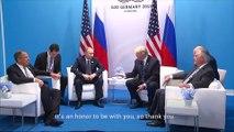 Trump And Putin's Bromance So Far