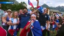 D!CI TV : les réactions nocturnes dans les Alpes du Sud après la victoire des Bleus