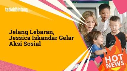 Jelang Lebaran, Jessica Iskandar Gelar Aksi Sosial