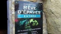 Fos-sur-Mer: le souterrain qui rêvait d'épaves sous-marines