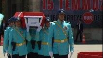 Eski Bakan Rıfkı Danışman İçin Cenaze Töreni Düzenlendi
