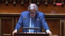 Logement: Jacques Mézard défend le droit d'amendement et est applaudi par les sénateurs