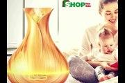 Lampe Aromathérapie Diffuseur d'Huiles Essentielles