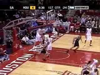 Tony PARKER – NBA Basketball