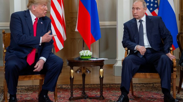 Trump and Putin Meet, Families Yet to Be Reunited at the Border, Police Protests in Chicago, and More