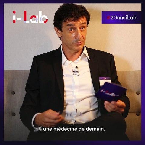 [Les lauréats en boite] Gilles Divita, fondateur de Divincell