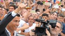 Cristiano Ronaldo se incorpora a la Juventus de Turín