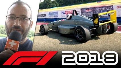 F1 2018 : Nos impressions