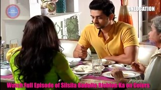 Silsila Badalte Rishton Ka Latest Episode Onlocation