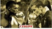 Griezmann vs Mbappé, un Ballon d'or français ? - Foot - CM 2018 - Bleus