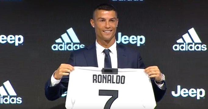 "Cristiano Ronaldo à la Juve : ""Je sais que ce sera difficile"""