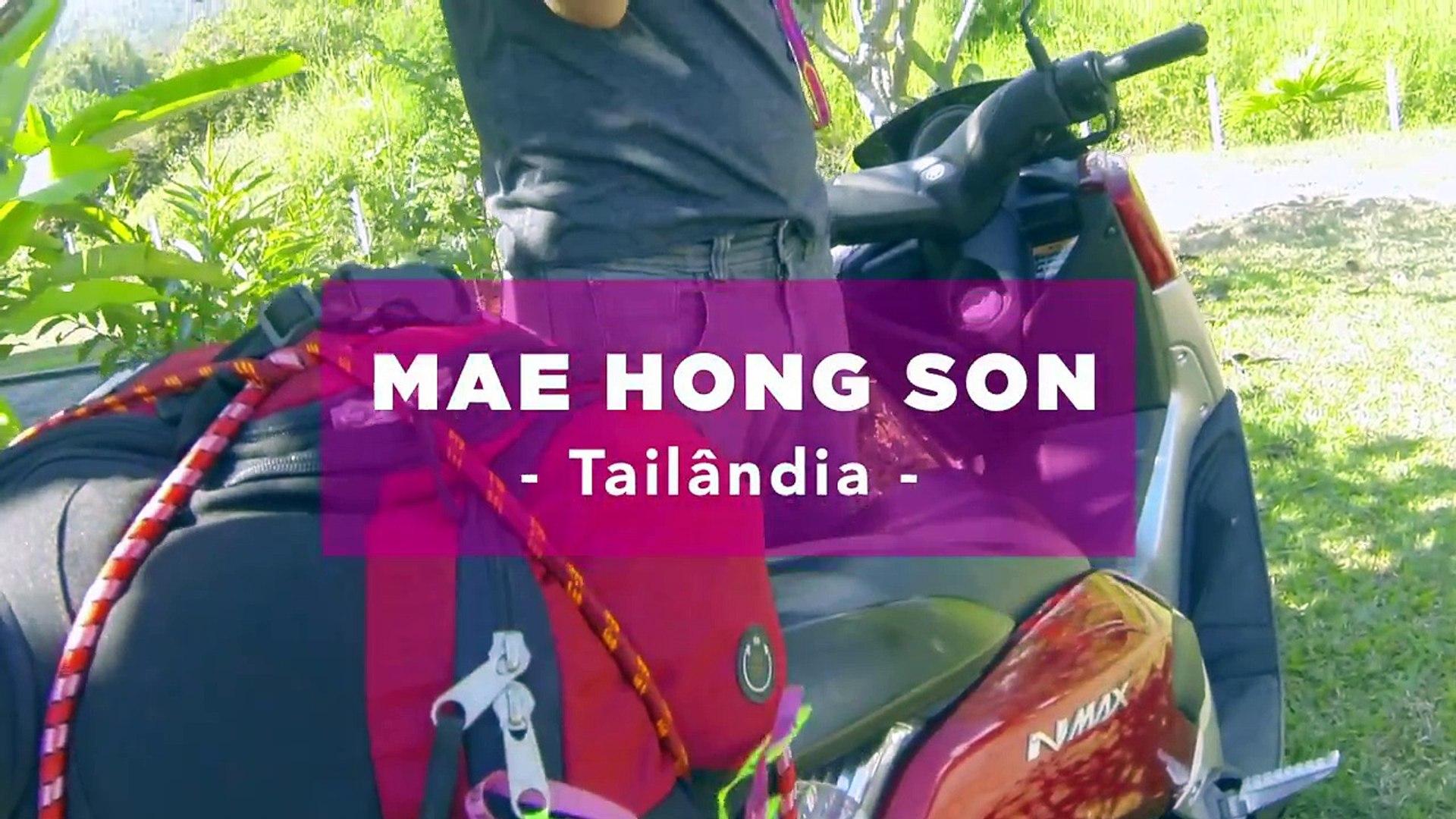 Outras histórias: MAE HONG SON LOOP (Tailândia)