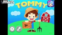 Kids Games Toddler Tommy Farm Animals Barn and Farm Animal Puzzles