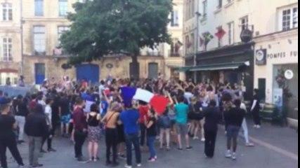 Ambiance exceptionnelle à Rouen pour la finale de la Coupe du Monde