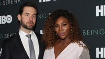 Alexis Ohanian Writes Encouraging Words To Wife Serena Williams After Wimbledon Loss