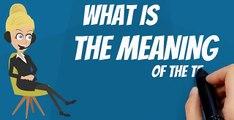 What is POLITICAL CORRUPTION? POLITICAL CORRUPTION meaning, definition, explanation & pronunciation