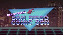 Den of Geek at San Diego Comic Con 2018!
