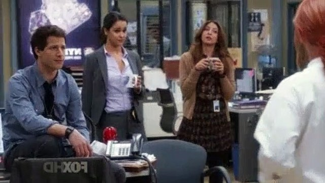 Brooklyn Nine-Nine S01E06 - Halloween
