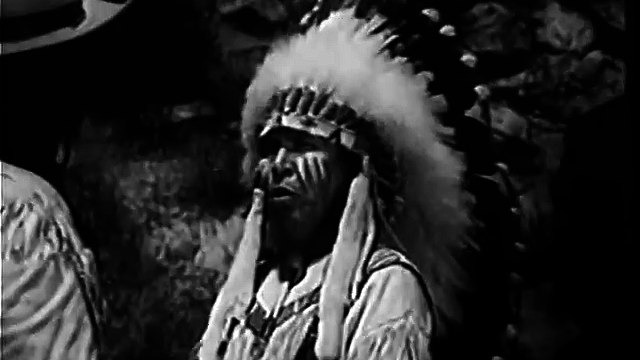Buffalo Bill in Tomahawk Territory (1952) CLAYTON MOORE part 1/2 part 2/2