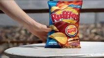 "Ruffles Burger King Reklamı – ǎ Kestirmeden Burger King Lezzeti"""