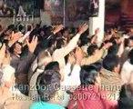 Shia Matam O Azadari Biyan Zakir Ali Raza at majlis 9 Des 2013 chak nanga jhang