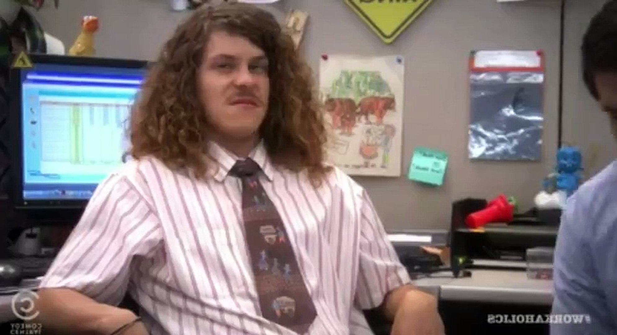 Workaholics S01xxE03 Office Campout HD Watch