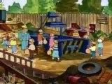 Arthur 01x26 - My Dad, the Garbage Man; Poor Muffy