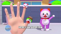 Doraemon Finger Family Song | Nursery Rhymes in 3D Animation From TanggoKids Nursery Rhyme
