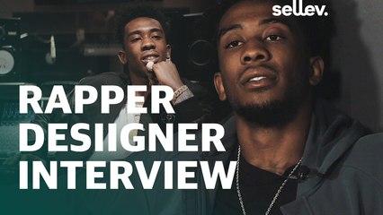 Rapper Desiigner Interview