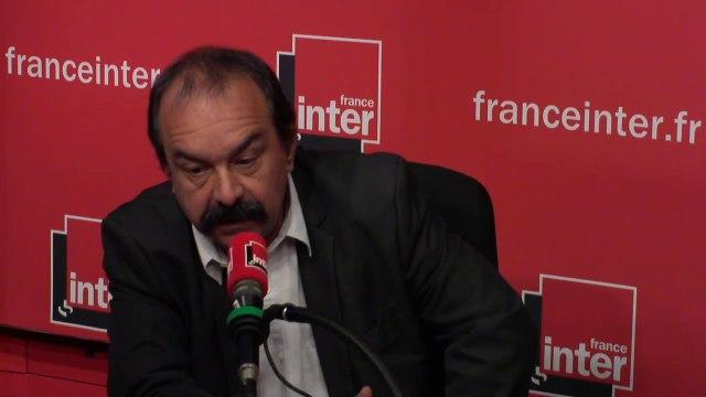"""Philippe Martinez : """"Il faut arrêter de dire que ceux qui ont un peu sont des privilégiés par rapport à ceux qui n'ont rien du tout"""""""