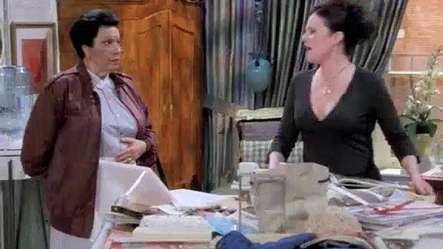Will & Grace S04 E01 The Third Wheel Gets The Grace