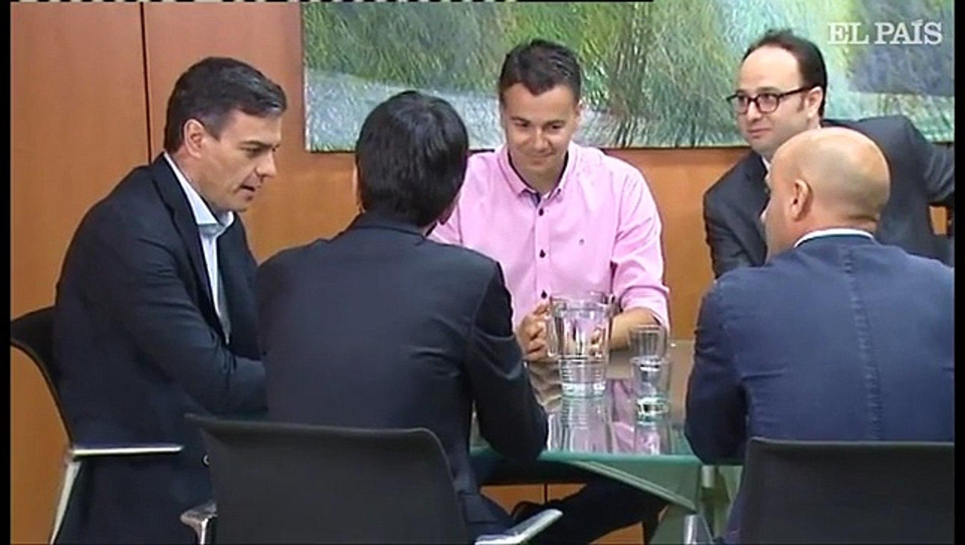 El PSOE decidirá si investiga las cintas de Corinna tras escuchar al CNI
