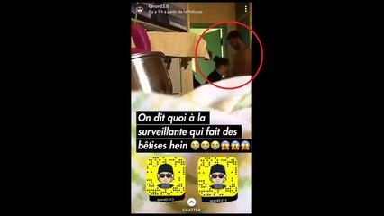 Une surveillante de prison fait une gaterie à un détenu de Lille Sequedin