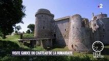 Histoires Histoires - Visite guidée du château de la Hunaudaye