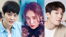 [Showbiz Korea] Stars who other celebrities want to meet! (Joo Won, Yoon So-hee, Wi Ha-joon)