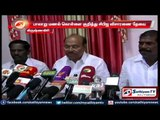 Krishnagiri : Palaru sand theft issue requires CBI investigation says Ramadoss