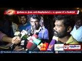 The seized fishing boats should be rescued back:  Sri Lanka.