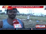 Farmers saddened as small onions prices decreased due to cultivation increase