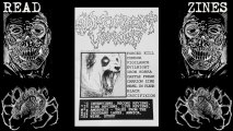 ABHORRENT VISIONS Zine (Fanzine, old school, death metal, thrash metal, Finland)