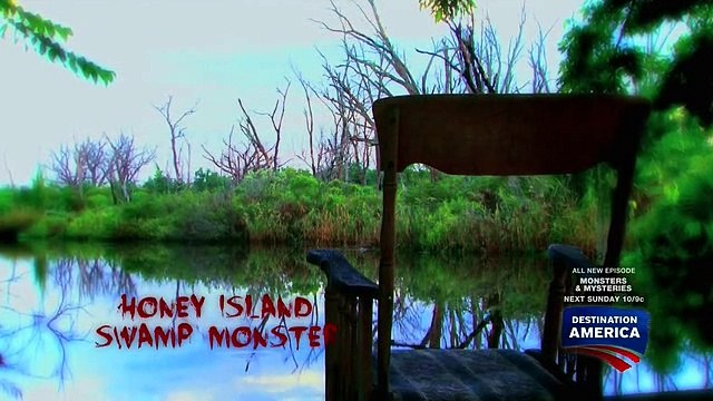 Monsters and Mysteries in America S01E05 The Swamp,Tv season channel movies 2018 & 2019