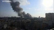 «Σφυροκόπημα» Ισραηλινών στη Λωρίδα της Γάζας
