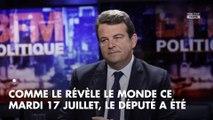 Thierry Solère : Le député LREM placé en garde à vue