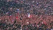 Massive crowds fill Paris to welcome World Cup champs