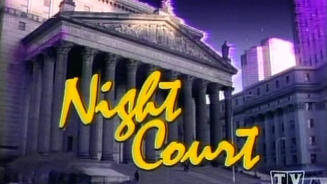 Night Court S05E19 Jung and the Restless