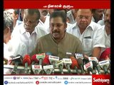 Edappadi government will soon conduct farewell in Assembly - TTV Dinakaran