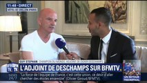 """Coupe du monde: """"Ce groupe de joueurs de plusieurs générations a su travailler ensemble pour arriver avec une solidarité extraordinaire sur le terrain"""", analyse l'adjoint de Didier Deschamps"""