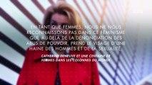 Catherine Deneuve : Six mois après, elle évoque de nouveau la liberté d'importuner