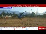 தேனி: குரங்கணி மலைப்பகுதியில் ஏற்பட்ட தீயில் சிக்கியவர்களில் இதுவரை 27 பேர் உயிருடன் மீட்பு